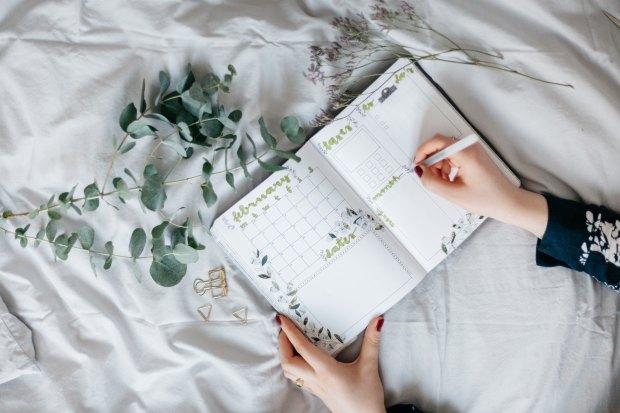 créer un jolii planning